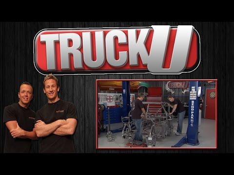 Race Truck Frame | TruckU | Season 5 | Episode 2
