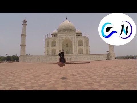 Calvin's guide to India. (GoPro)