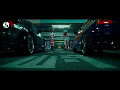 The Fast And The Furious Tokyo Drift Parking Garage Race