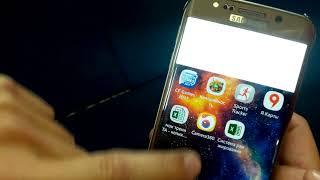 регулювання ліхтарика Android, Samsung Galaxy