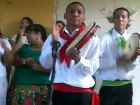 ESC. Luis Muñoz Marin.. Dia de la Puertorriqueñidad. 18nov11