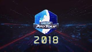 Capcom Pro Tour 2018 Announcement Trailer