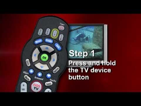 how to program remote control without manual fios tv phillips rh youtube com verizon fios router manual verizon fios router manual