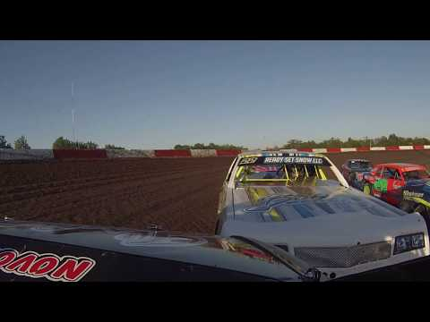 Beatrice Speedway, Stock Car Heat, 5-26-17, 25B