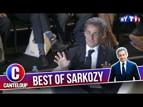 Best Of Nicolas Sarkozy - C'est Canteloup