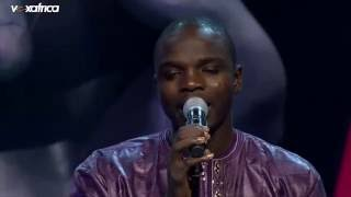 "Youssoupha chante ""Aminata"" aux auditions à l"