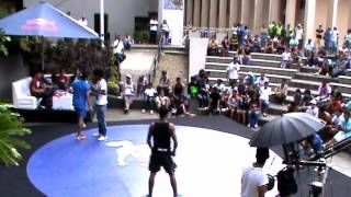 Red Bull Street Style RBSS 2012 - CALI, COLOMBIA FREESTYLE FOOTBALL ASSOCIATION