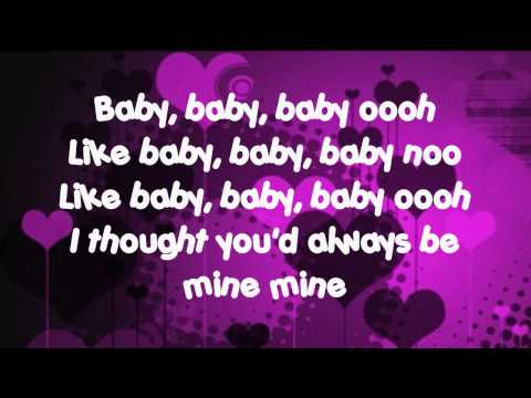 Justin Bieber: Baby (Lyrics On Screen)