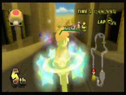 Mario Kart Wii Hacker Shadow And Me