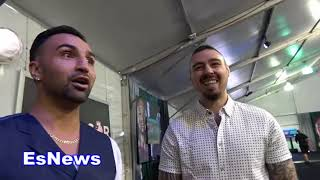 Paulie Malignaggi What Will Happen If He Ran Into Conor McGgregor This Week