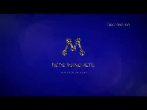Vinheta Rede Manchete 2014 (segunda versao)