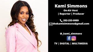 Reporter/Host Community, Lifestyle & Entertainment Reel - Kami Simmons