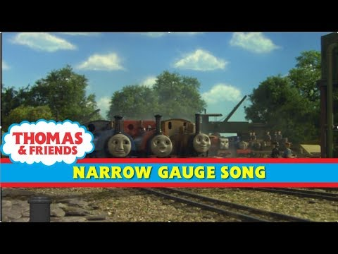Narrow Gauge Engines Song  HD Series 11