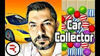 Car Collector game trailer