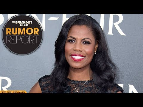 "Omarosa ""Resigns"" From Trump Administration"