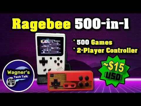 Ragebee Game Console
