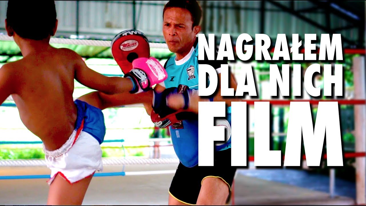 Co robią siedmiolatkowie w Muay Thai? Vlog#6