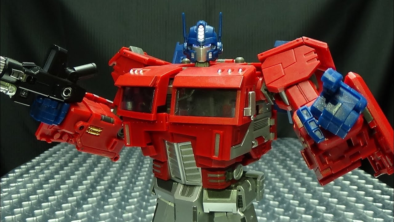 Generation Toy GT-03 IDW Optimus Prime O.P EX Transformers Action Figure Toy New