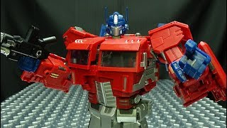 Generation Toy OP.EX (IDW OPTIMUS PRIME): EmGo's Transformers Reviews N' Stuff