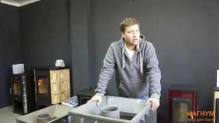 видео Выбираем дровяные печи для бани