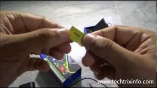 How to cut a micro SIM card for Nokia lumia 620.