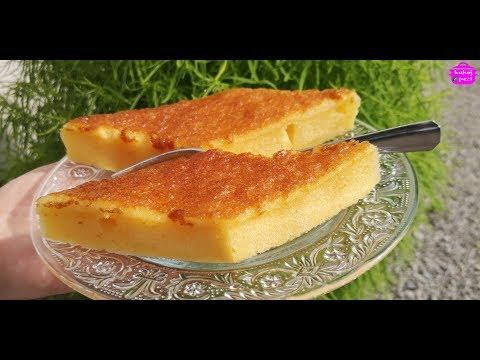 NUTMA - PATIŠPANJA, starinski kolač za slatki zalogaj