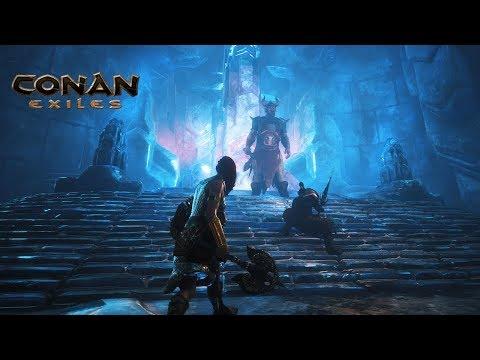 Conan Exiles in a Nutshell