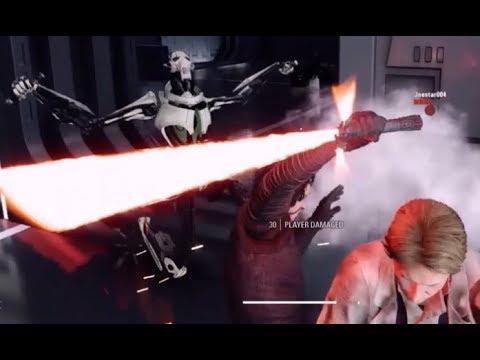Star Wars Battlefront 2 Heroes Vs Villains Unpublished Match Highlights 17 thumbnail