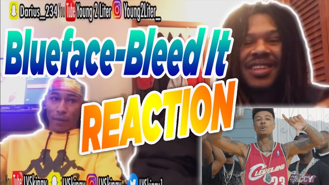 Download Blueface - Bleed It (Shot By Cole Bennett) (Reaction Video)