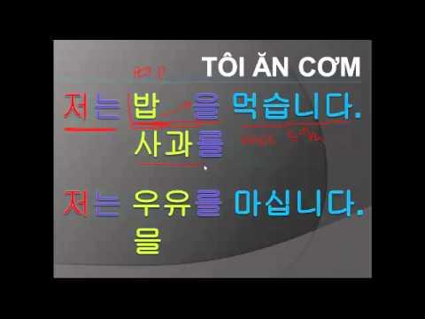 Học tiếng Hàn #7 Đây là đâu?