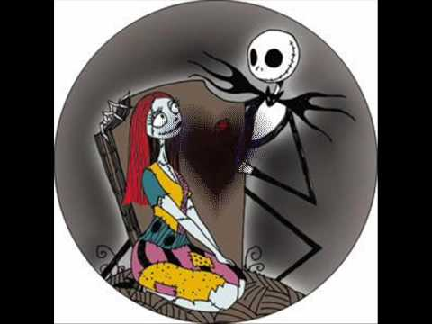 the nightmare before christmas jack and sally sallys song - The Nightmare Before Christmas Jack And Sally