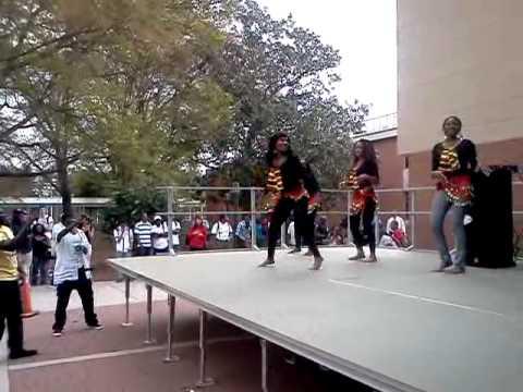 African dancing/nigerian (georgia perimeter african club)