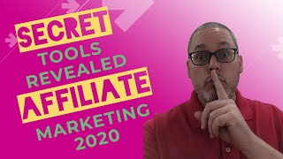Affiliate Marketing Tools For Beginners | in 2020 and Beyond