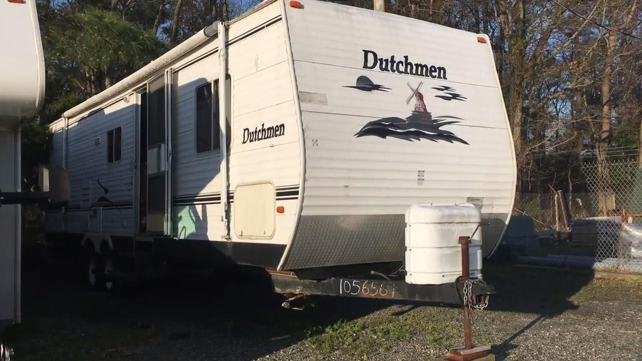 2005 Dutchmen Travel Trailer on GovLiquidation com