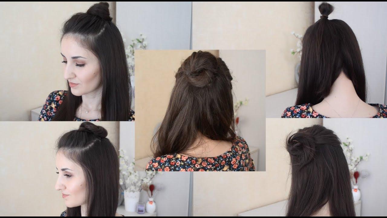 Dağınık saç toplama modelleri nasıl yapılır