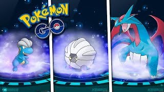La MEJOR EVOLUCIÓN de BAGON SHELGON SALAMENCE +3000 PC en Pokémon GO [Keibron]