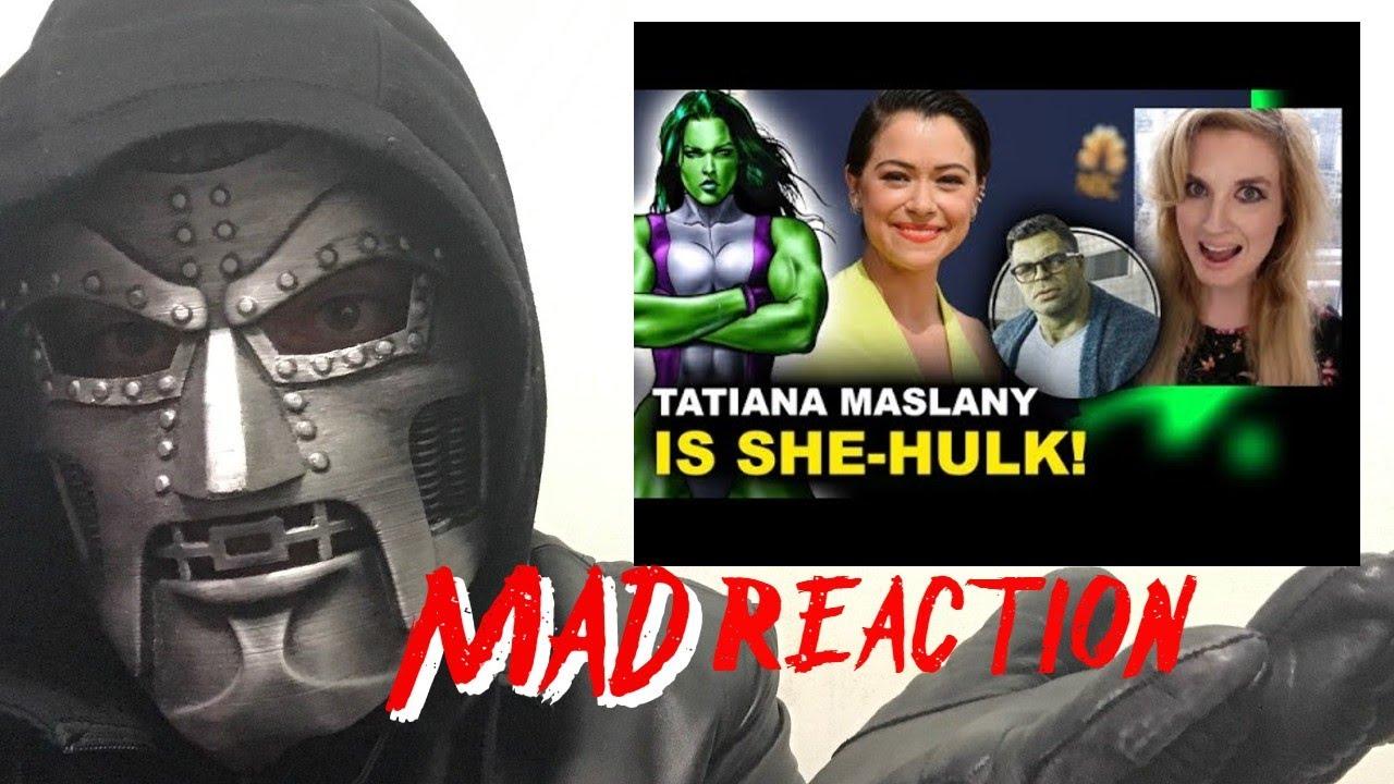 Who is Tatiana Maslany, the new star of She-Hulk?