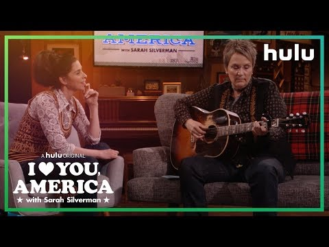 Sarah Silverman Interviews Mary Gauthier | I Love You, America