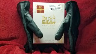 The godfather trilogy unboxing