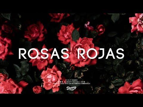 Rosas rojas - Soul Trap Guitar RnB J balvin Instrumental