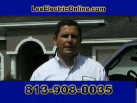Electrician in Tampa - Lighting by LEE Electric, Inc