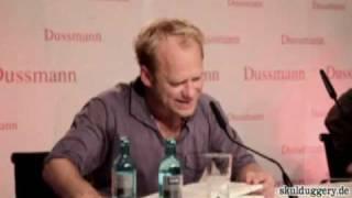 """Skulduggery Pleasant 4: Rainer Strecker liest """"Der Exorzist"""""""