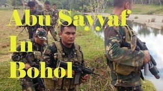 Abu Sayyaf group in Inabanga, Bohol - American in the Philippines - Abu Sayyaf Vlog Bohol