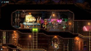 SteamWorld Heist - recenzja [PL HD]