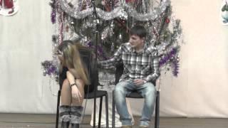 Новогодний КВН. 11 А класс, Краматорск