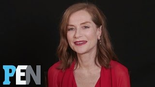 Oscar Nominated Isabelle Huppert Has A No-Snack Rule For Watching Movies | PEN | People