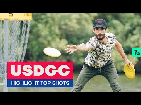 DISC GOLF HIGHLIGHTS | 2019 UNITED STATES DISC GOLF CHAMPIONSHIP