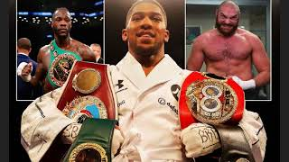 Tyson Fury gets new opponent, looks ahead to Deontay Wilder and Anthony Joshua