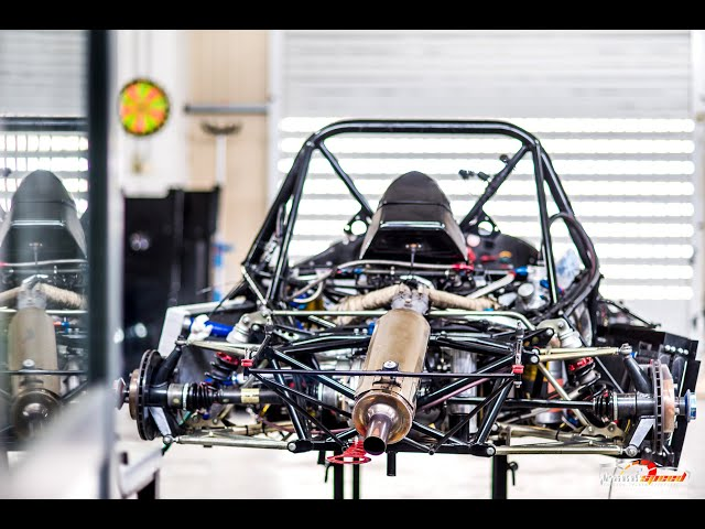 We set up the Radical SR3 RS/ corner weighting, alignment ,rake