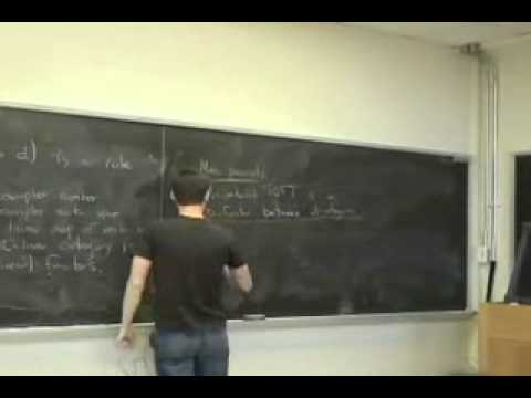 Topological Quantum Field Theory and the Cobordism Hypothesis -- Part 1